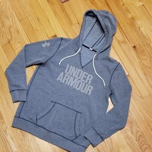 Under armour pullover hoodie sweat